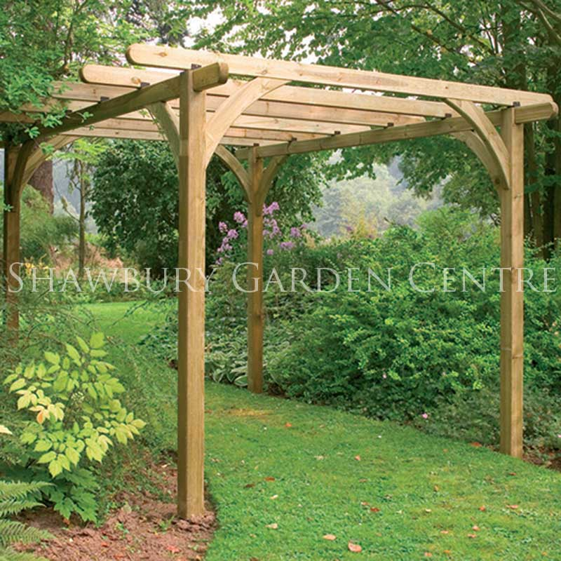 Picture of Forest Garden Ultima Pergola Kit