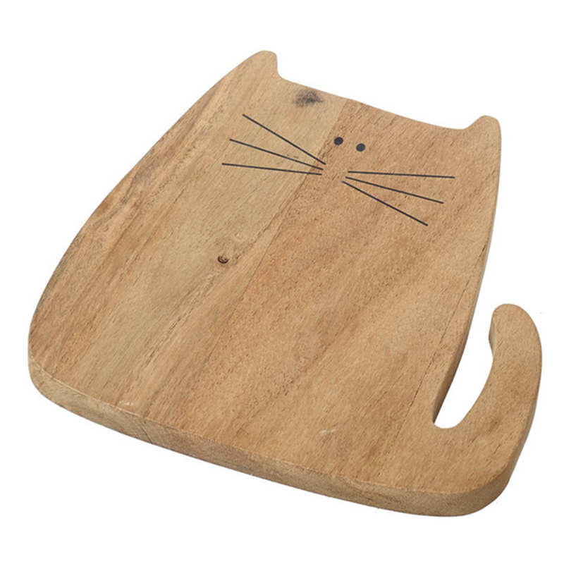 Picture of Parlane 'Cat' Wooden Chopping Board