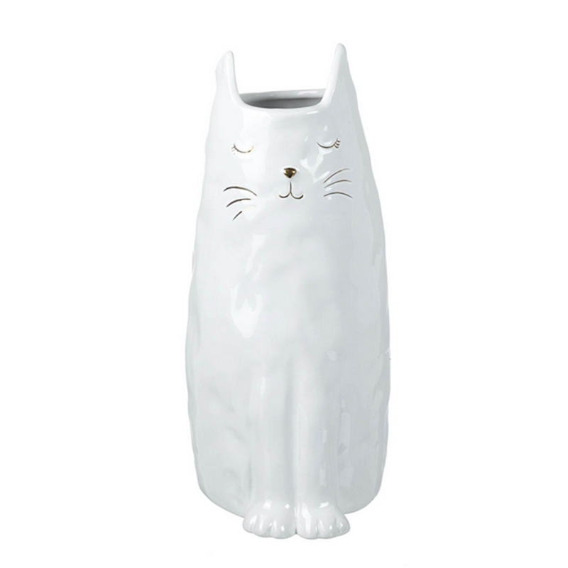 Picture of Parlane Purdy Cat Vase