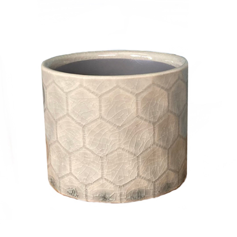Picture of Gisela Graham Honeycomb Pot Cover