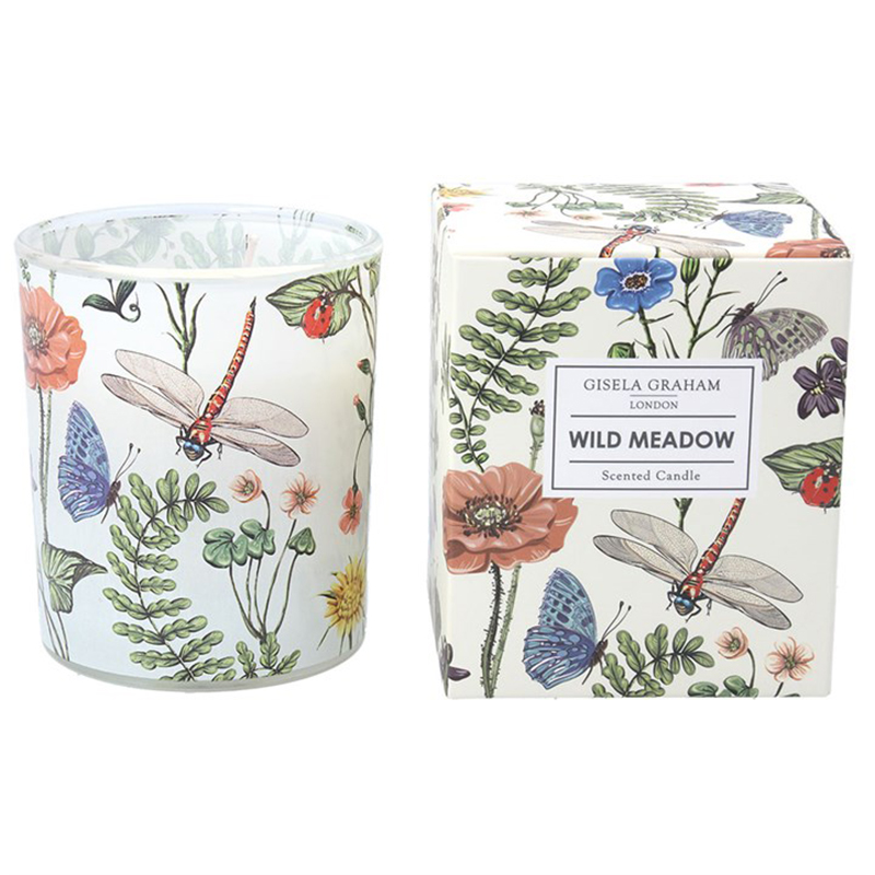 Picture of Gisela Graham Wild Meadow Scented Candle