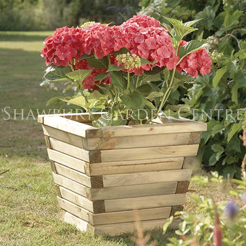 Picture of Forest Garden Ludlow Planter