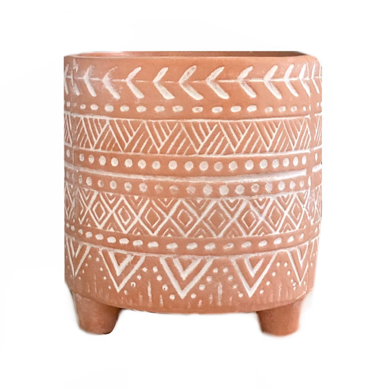 Picture of Gisela Graham Mexican Terracotta Planter