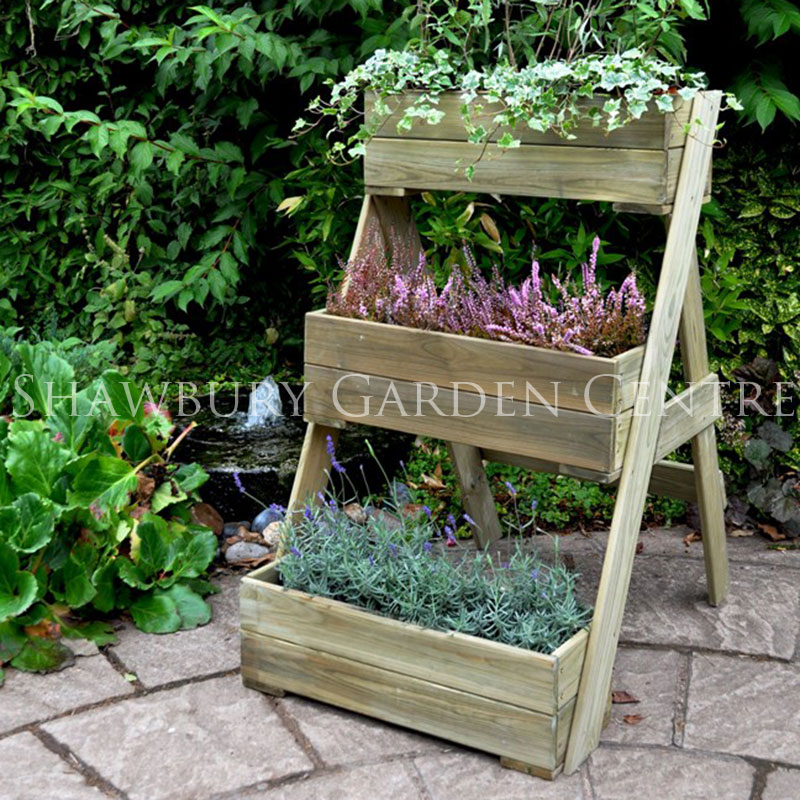 Picture of Forest Garden Compact Cascade Planter