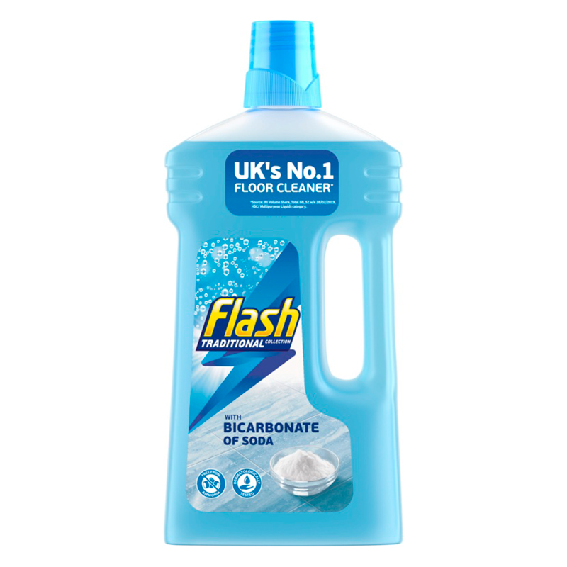Picture of FLASH Floor Cleaner with Bicarbonate of Soda