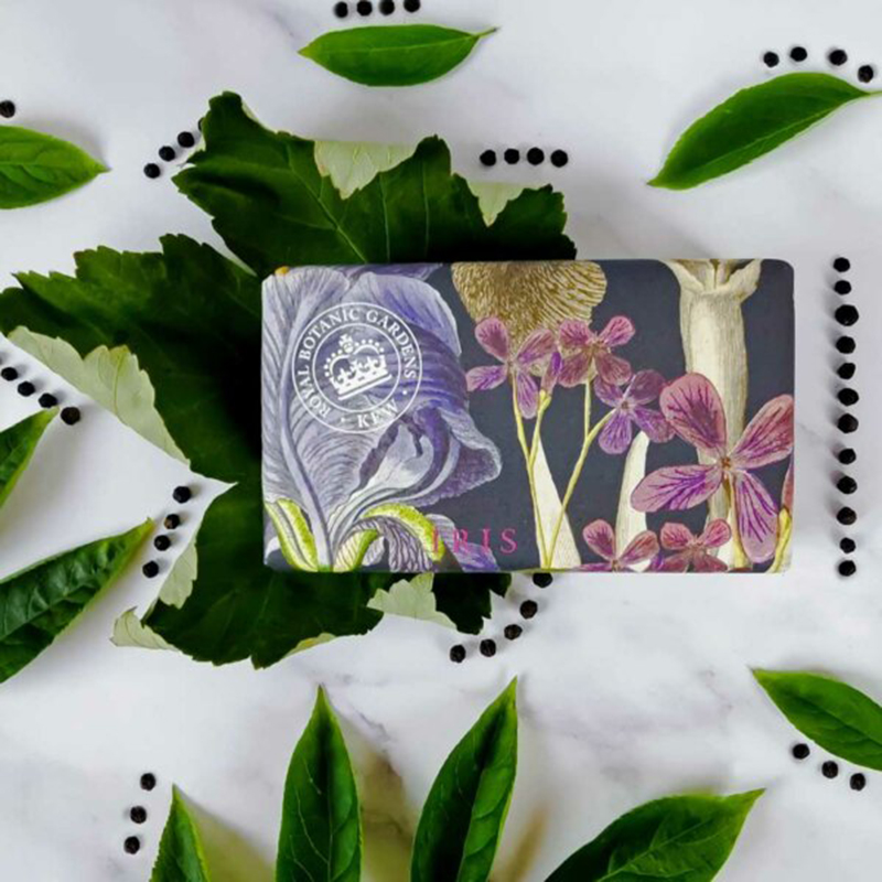 Picture of Kew Gardens Iris Soap