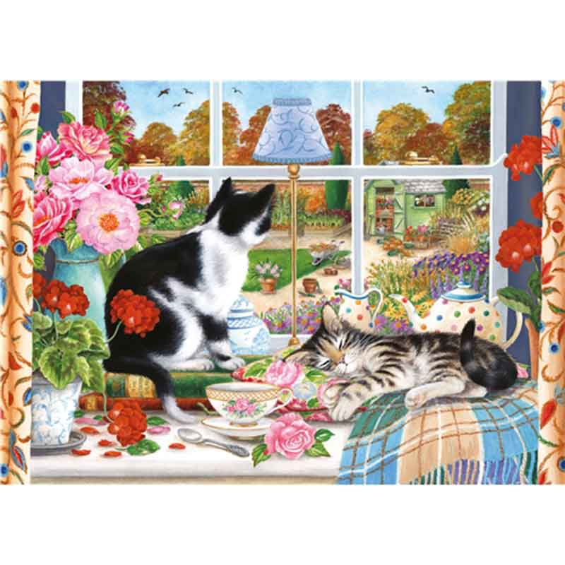 Picture of Otter House Ltd IT'S COLD OUTSIDE 1000 Piece Puzzle