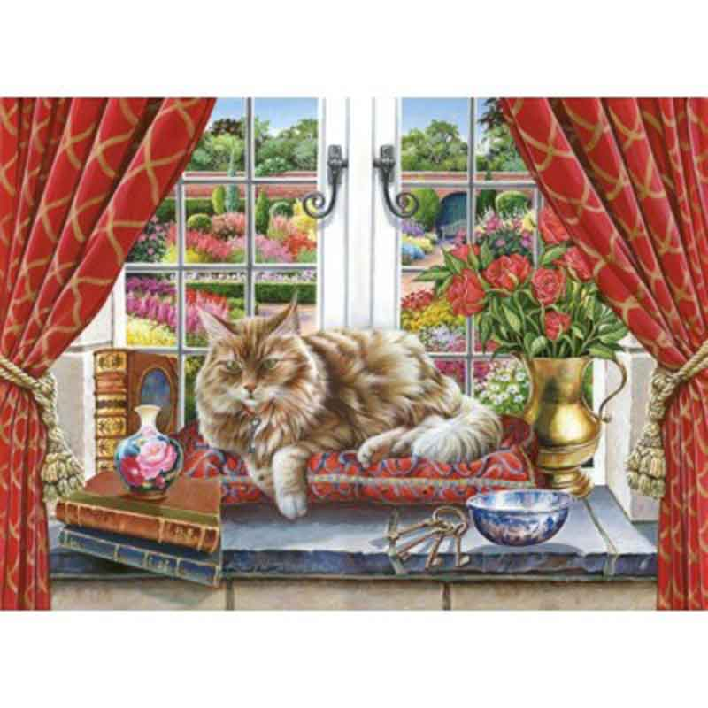 Picture of House of Puzzles 'King of the Castle' Big 250 Jigsaw