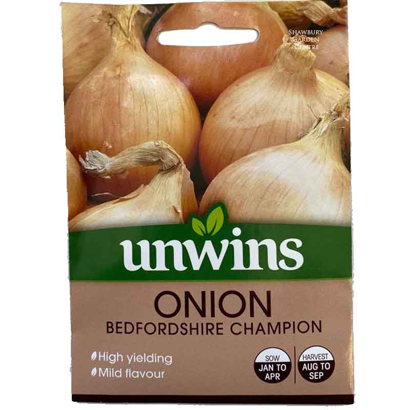 Picture of Unwins ONION Bedfordshire Champion Seeds