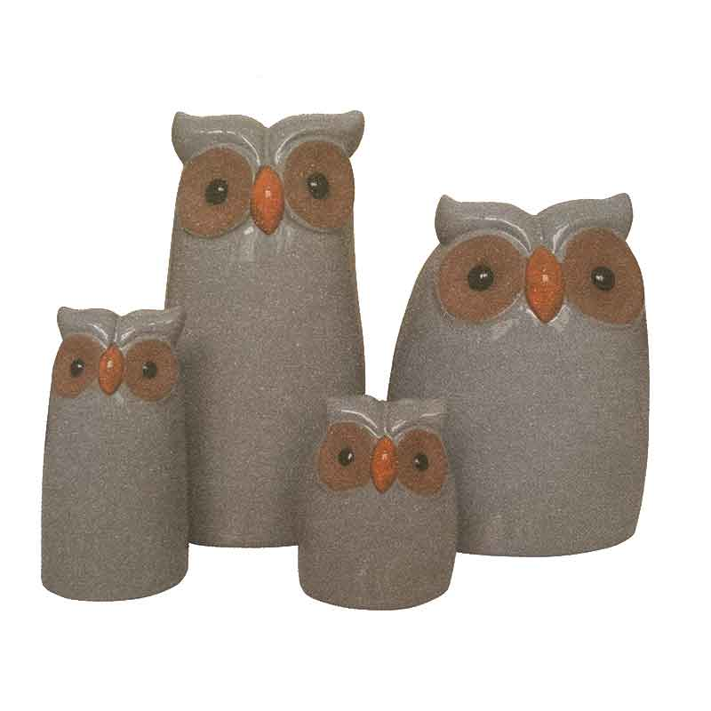 Picture of Owl Garden Ornaments