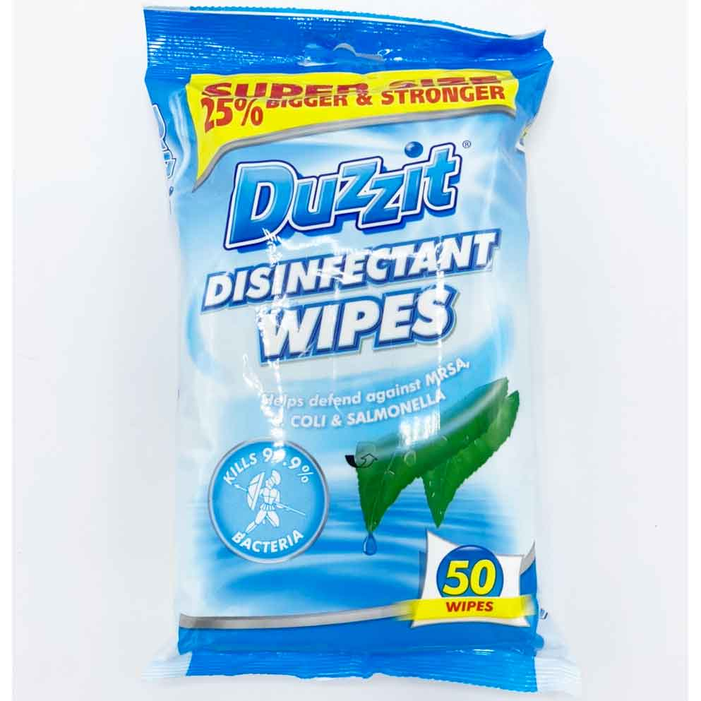 Picture of Duzzit Disinfectant Wipes