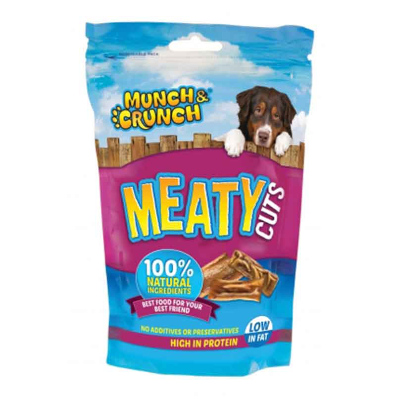 Picture of Munch & Crunch MEATY CUTS