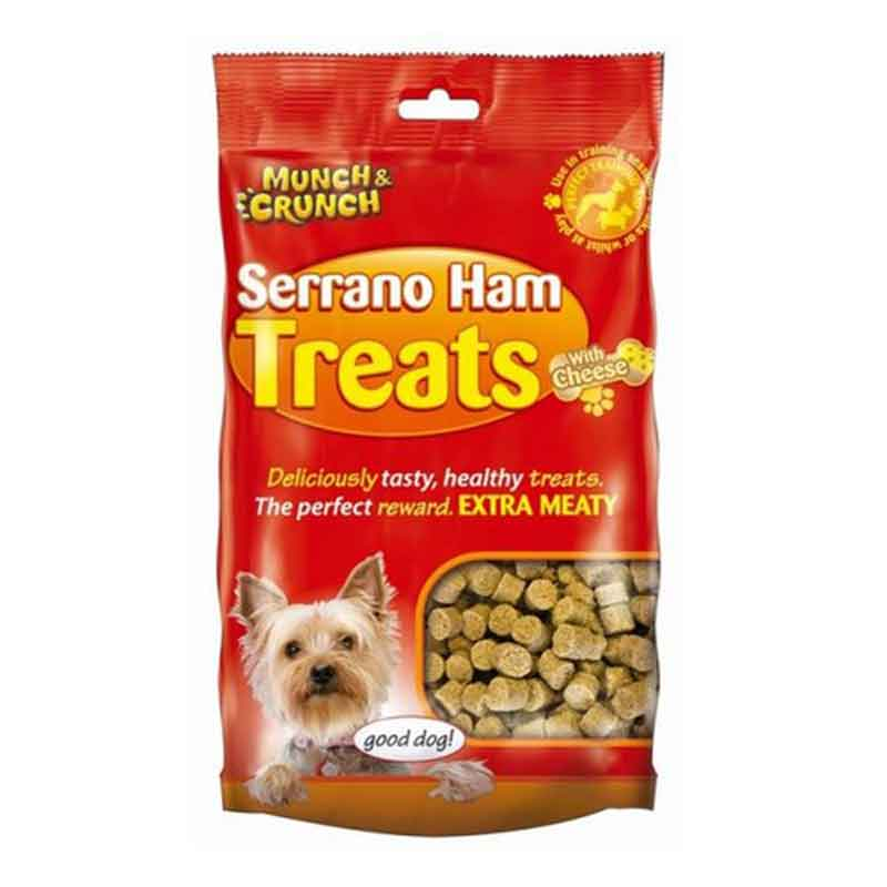 Picture of Munch & Crunch Serrano Ham Treats with Cheese