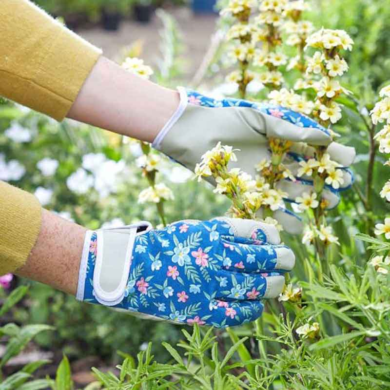 Picture of Briers Smart Gardeners Fleurette Leather GLOVES