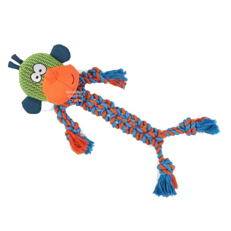 Picture of Zoon Dura Tugga Monkey DOG TOY