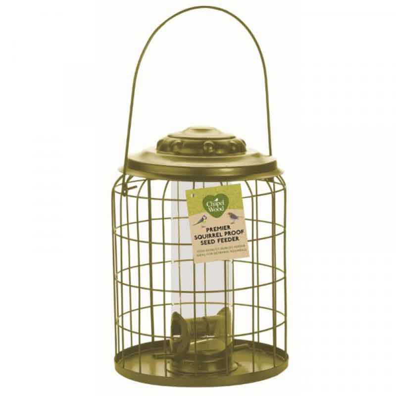Picture of Chapel Wood Squirrel Proof Seed Feeder