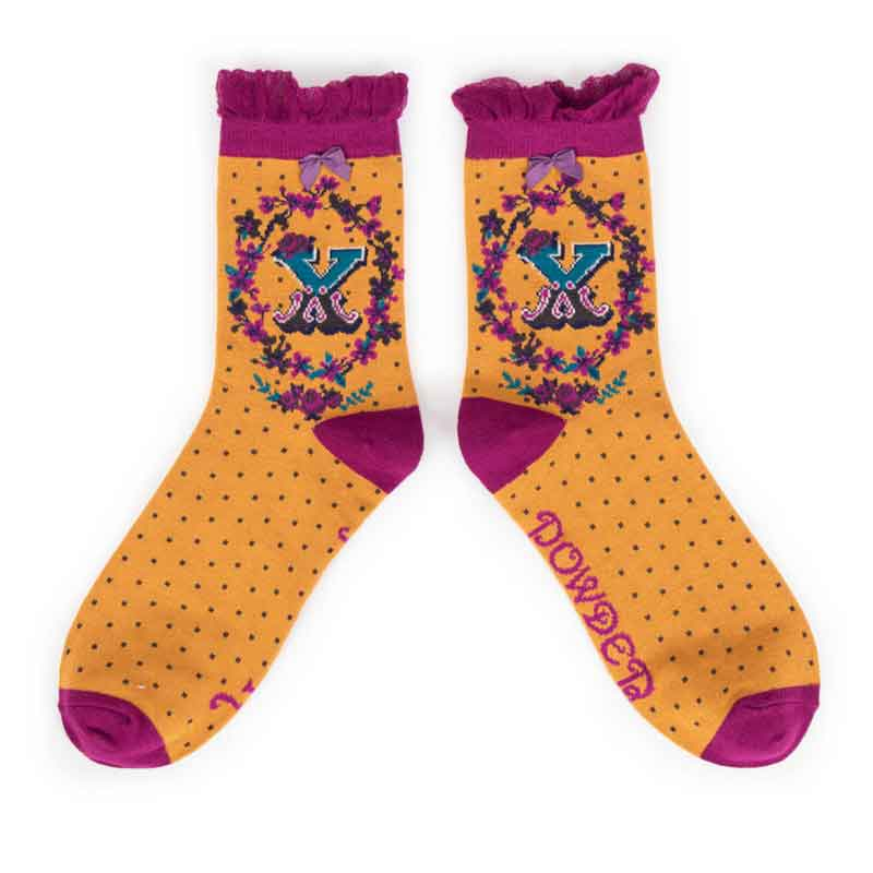 Picture of Powder 'X' Bamboo Socks