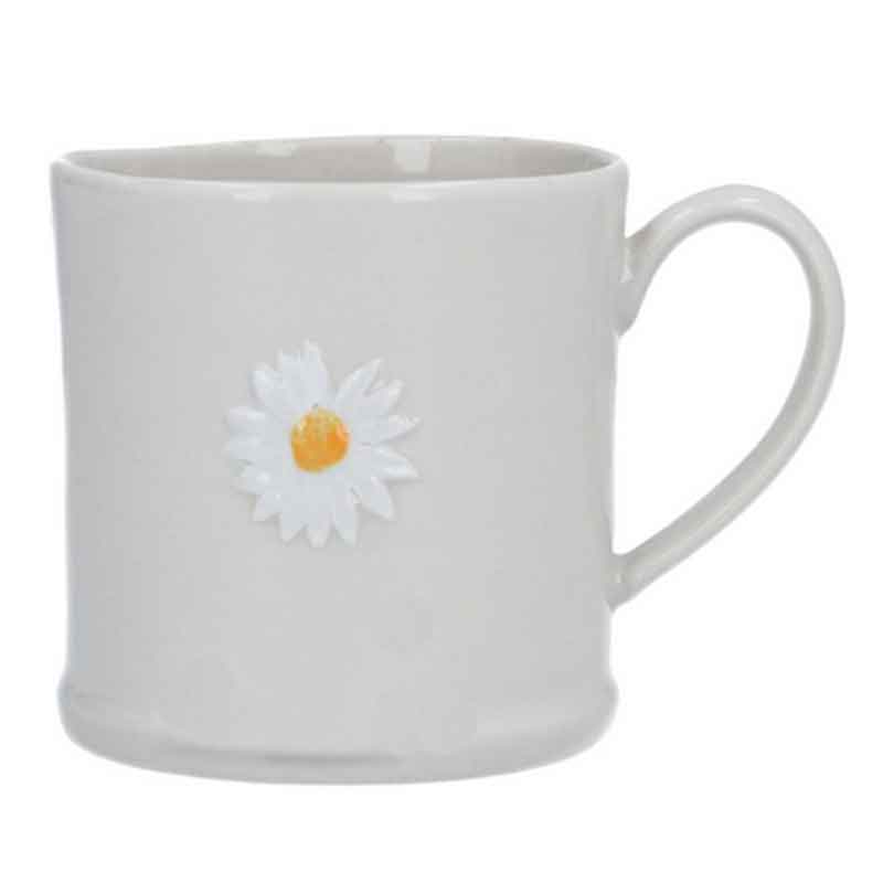 Picture of Gisela Graham Daisy Ceramic Mug