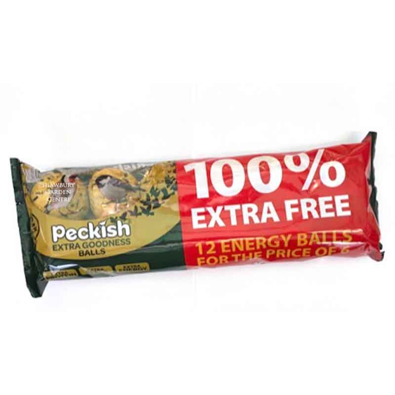 Picture of Peckish Extra Goodness Balls