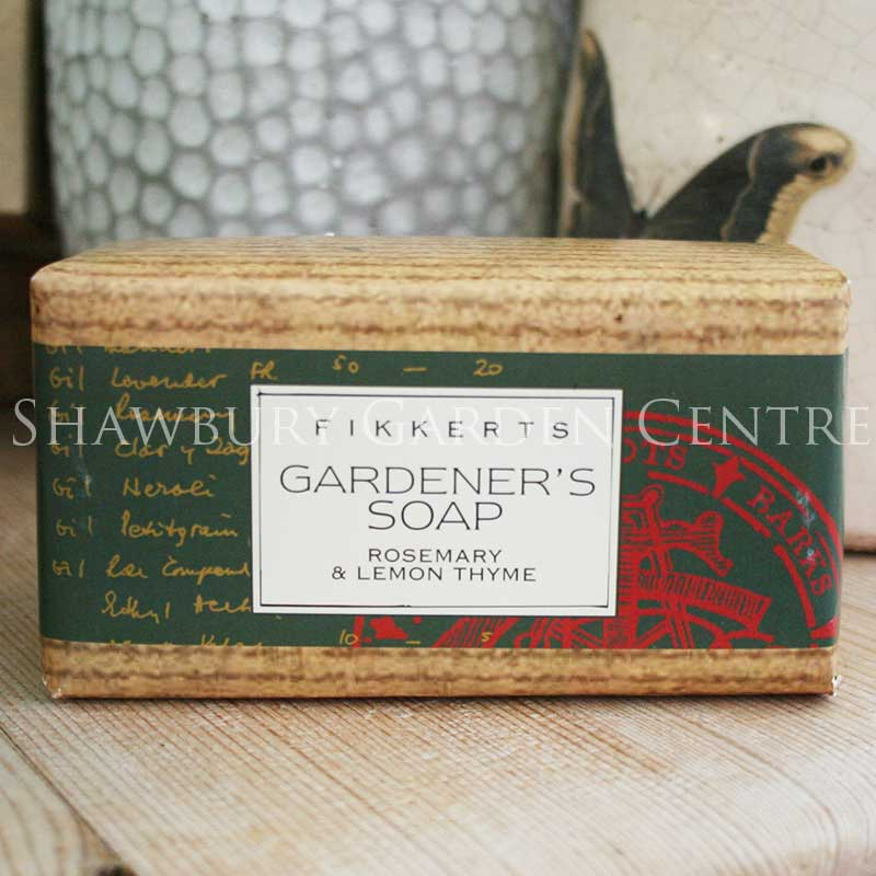 Picture of Fikkerts Kitchen Garden Exfoliating Soap