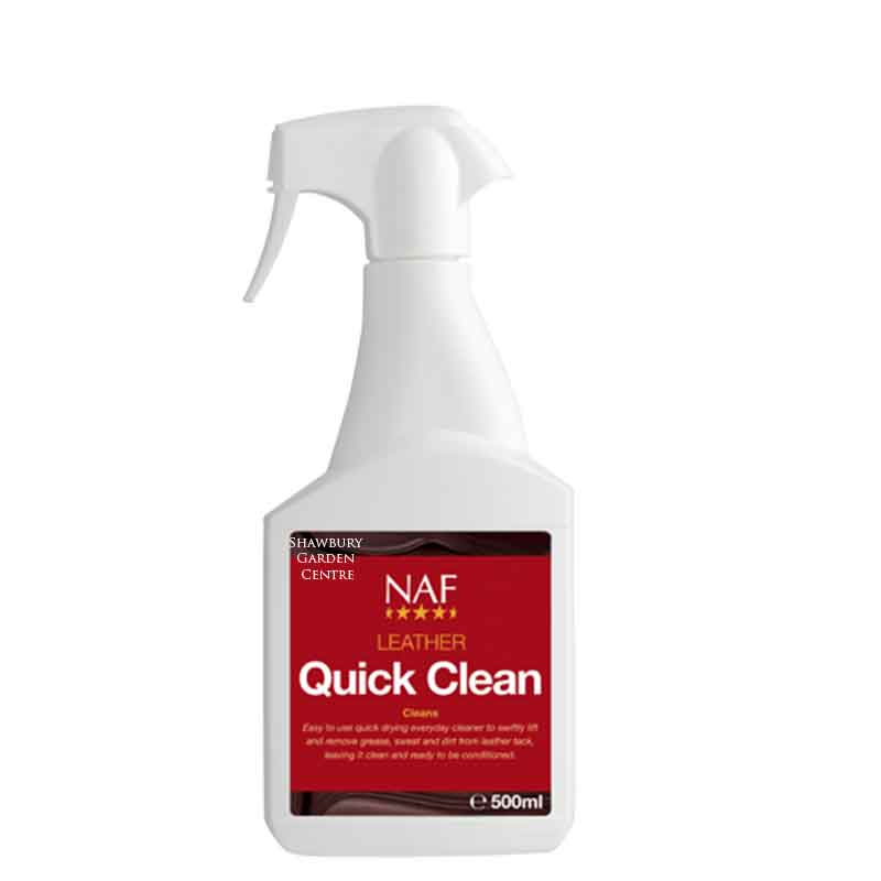 Picture of NAF Leather Quick Clean 500ml