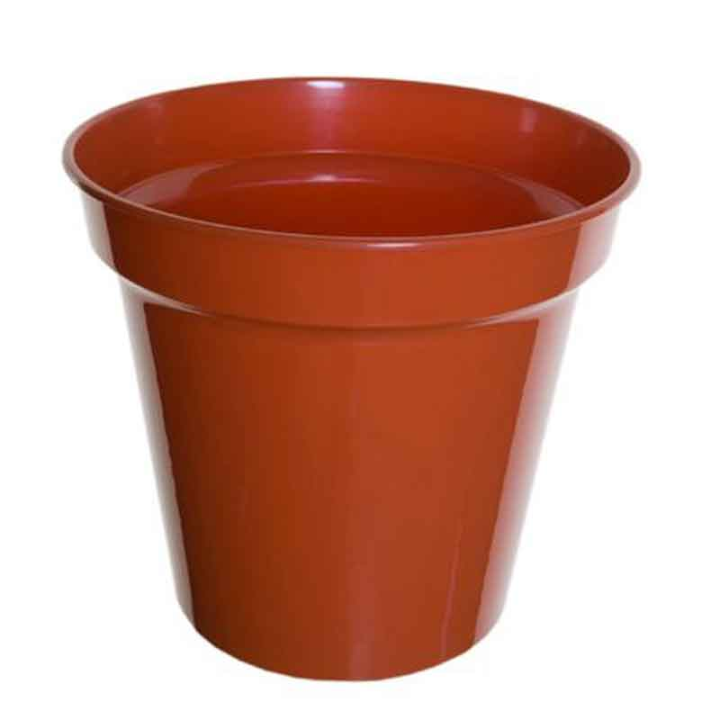 Picture of Whitefurze Plastic Plant Pot
