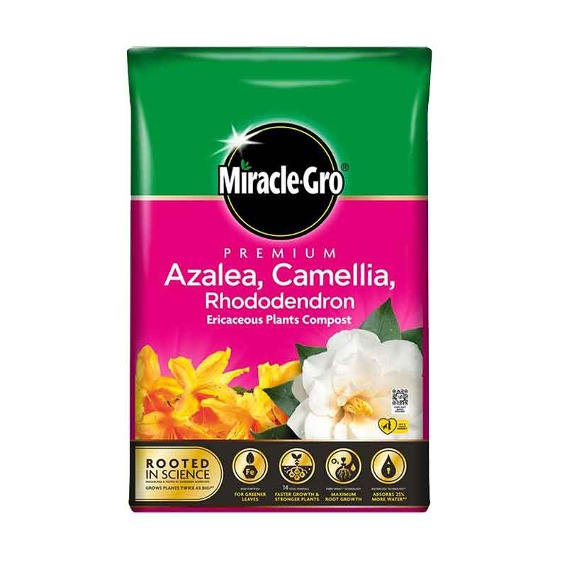 Picture of Miracle-Gro Azalea, Camellia & Rhododendron Compost
