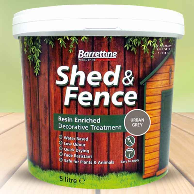 Picture of Barrettine Shed & Fence Wood Treatment
