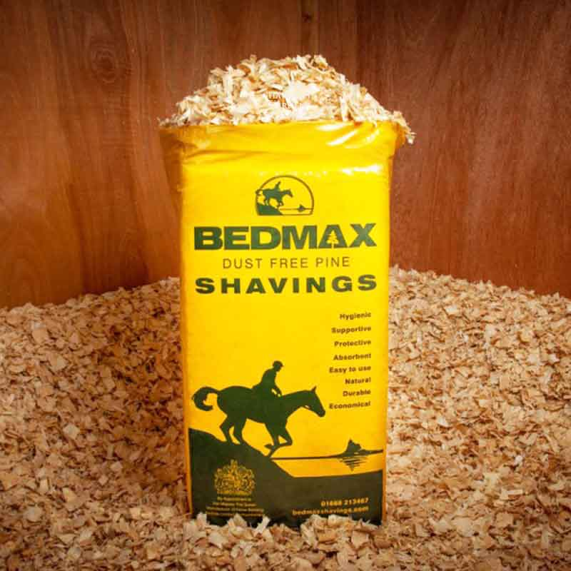 Picture of Bedmax Dust Free Pine Shavings