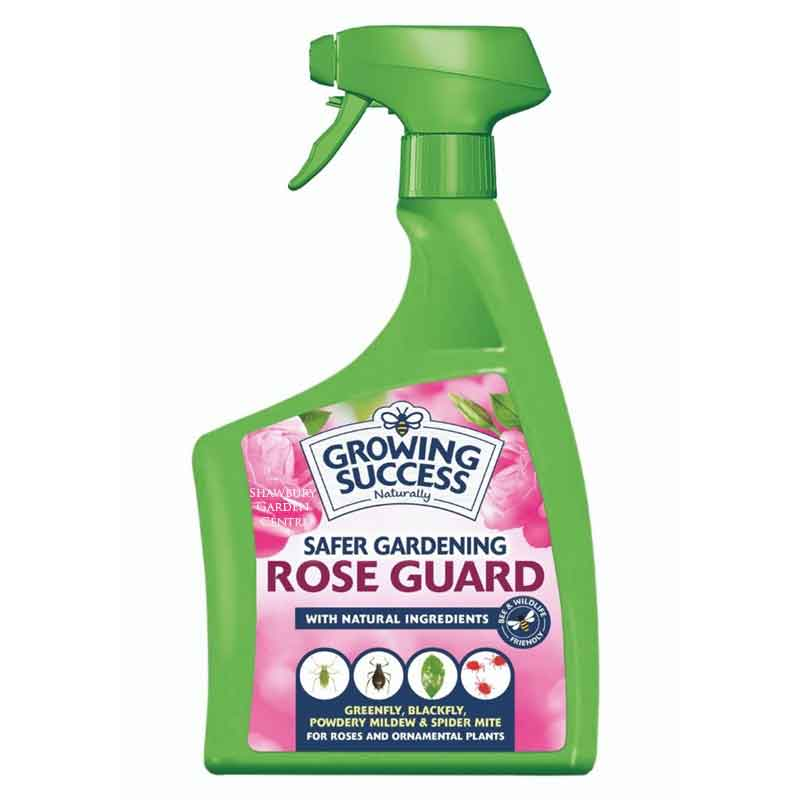 Picture of Growing Success Rose Guard