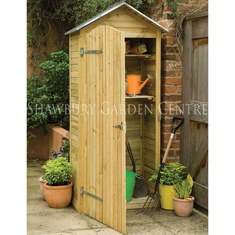 Picture of Forest Garden Tall Store - ASSEMBLED