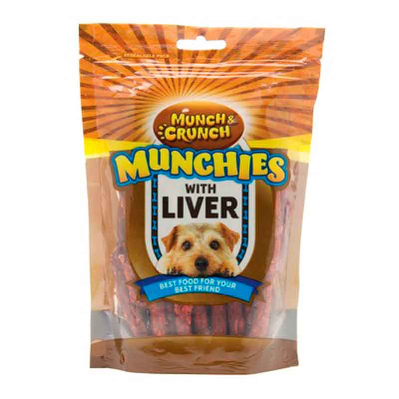 Picture of Munch & Crunch Munchies with Liver
