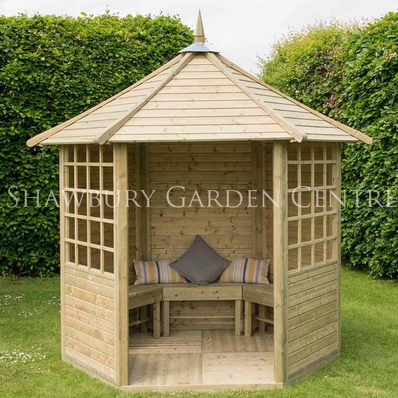 Picture of Forest Garden Arden Gazebo