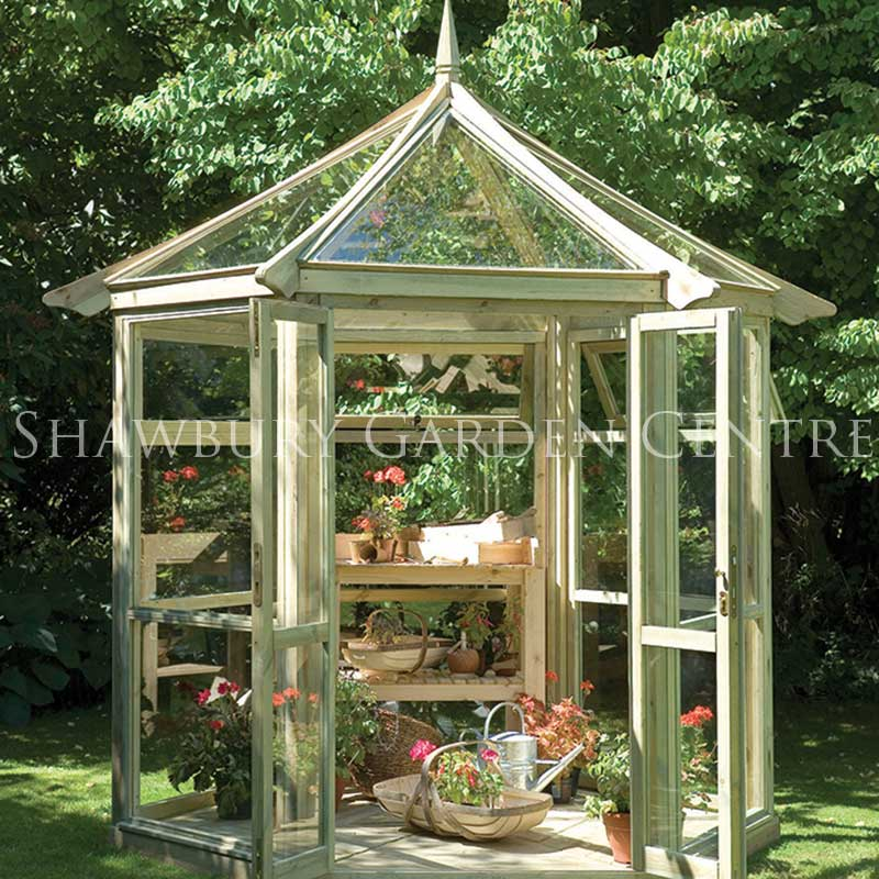 Picture of Forest Garden Glass House / Greenhouse