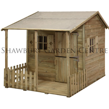 Picture of Forest Garden Parsley Cottage Playhouse