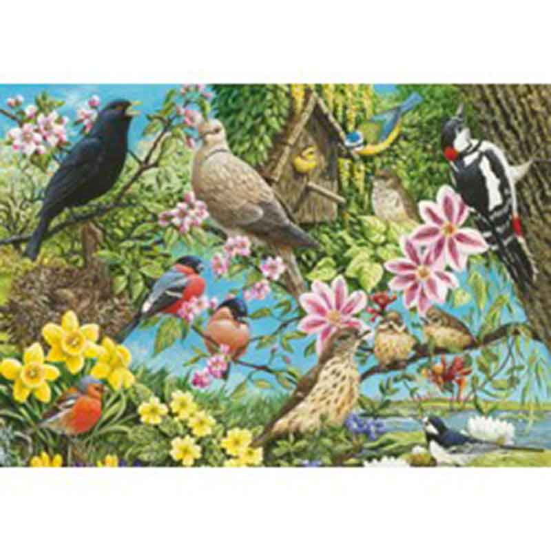 Picture of Otter House Ltd NATURE'S FINEST 500 Piece Jigsaw Puzzle