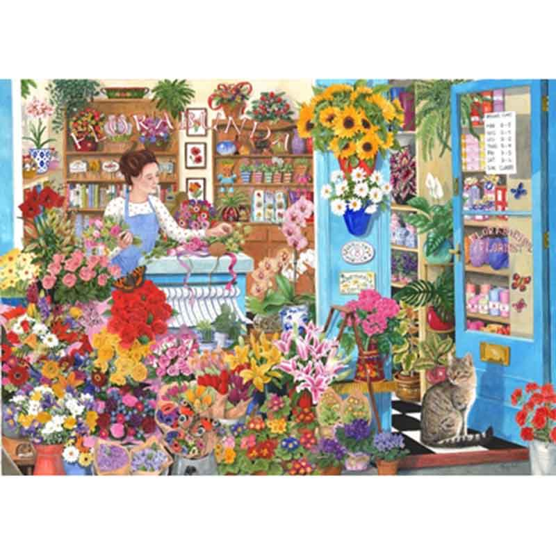 Picture of House of Puzzles 'Thanks a Bunch' Jigsaw