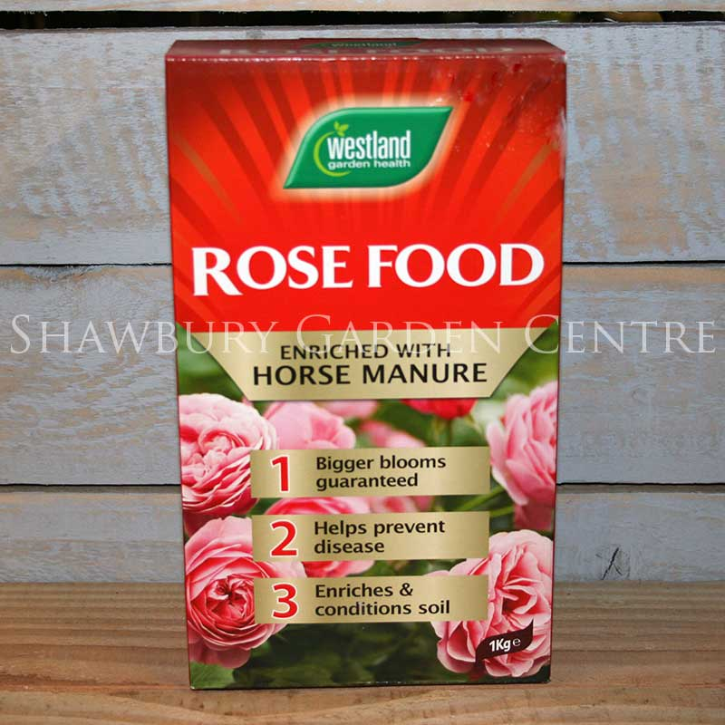 Picture of Westland Rose Food Enriched with Horse Manure
