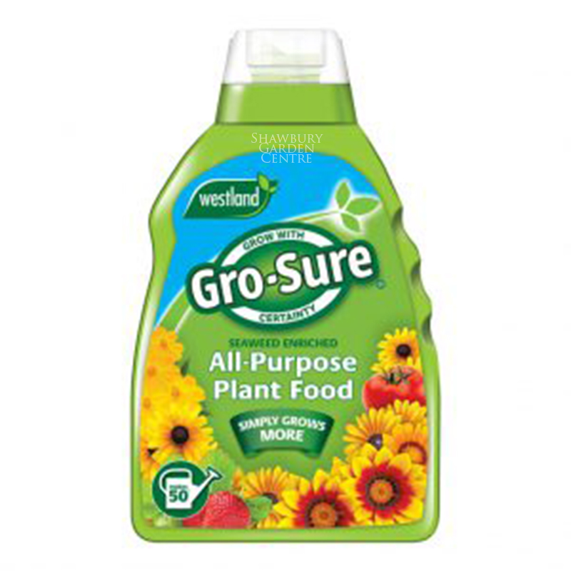 Westland Gro Sure Super Enriched All Purpose Liquid Plant Food