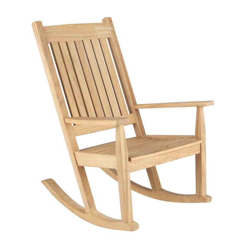 Picture of Alexander Rose Kent ROCKING CHAIR