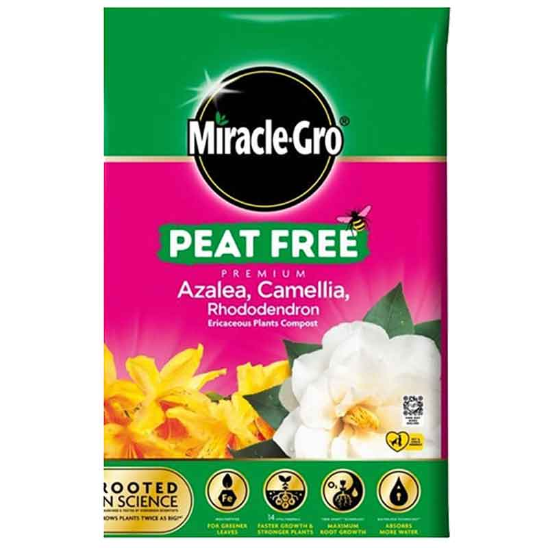 Picture of Miracle-Gro Ericaceous PEAT-FREE Compost