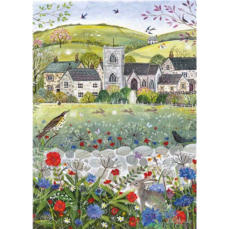 Picture of Otter House Ltd Spring is Here! 1000 Piece Puzzle