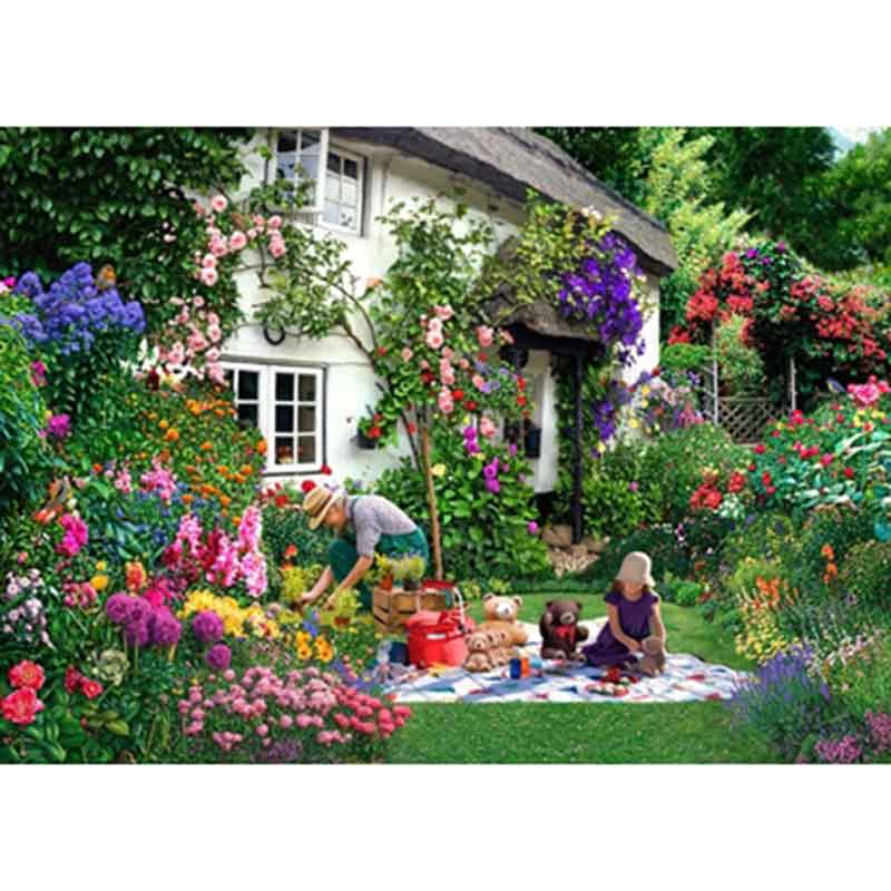 Picture of House of Paws Teddy Bears' Picnic Big 500 Piece Jigsaw