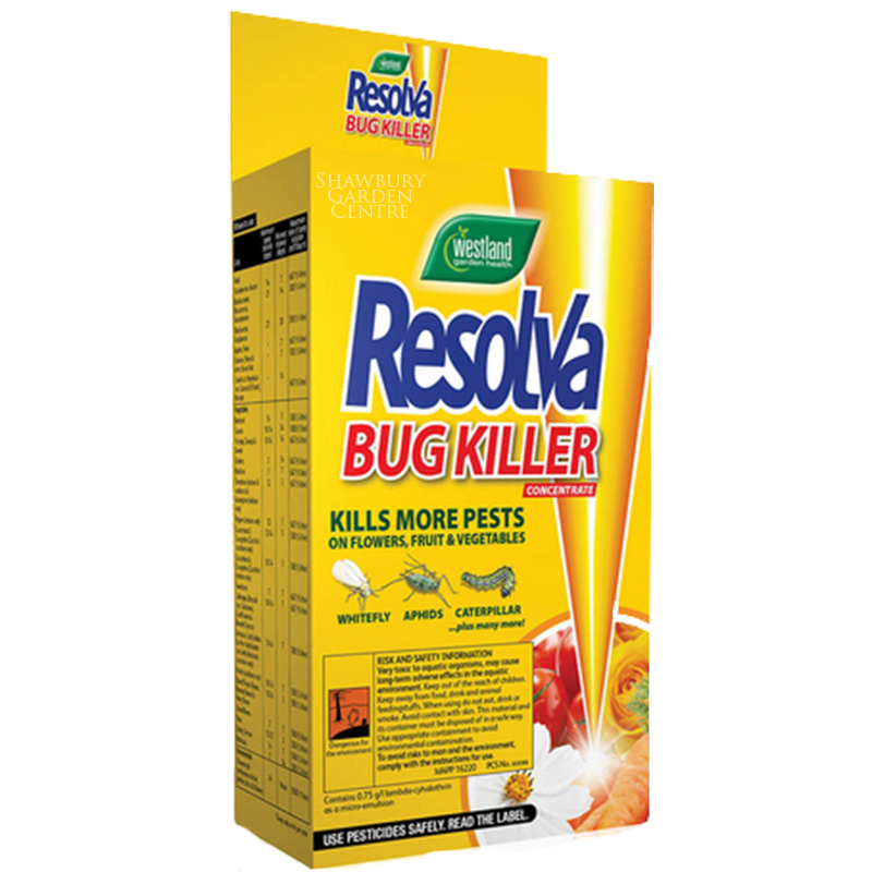 Picture of Westland Resolva Bug Killer Liquid Concentrate