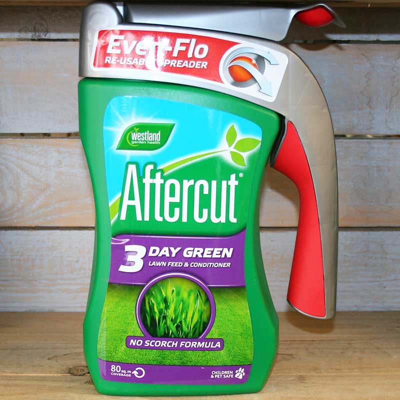 Picture of Westland Aftercut 3 Day Green Lawn Feed Even Flo Spreader