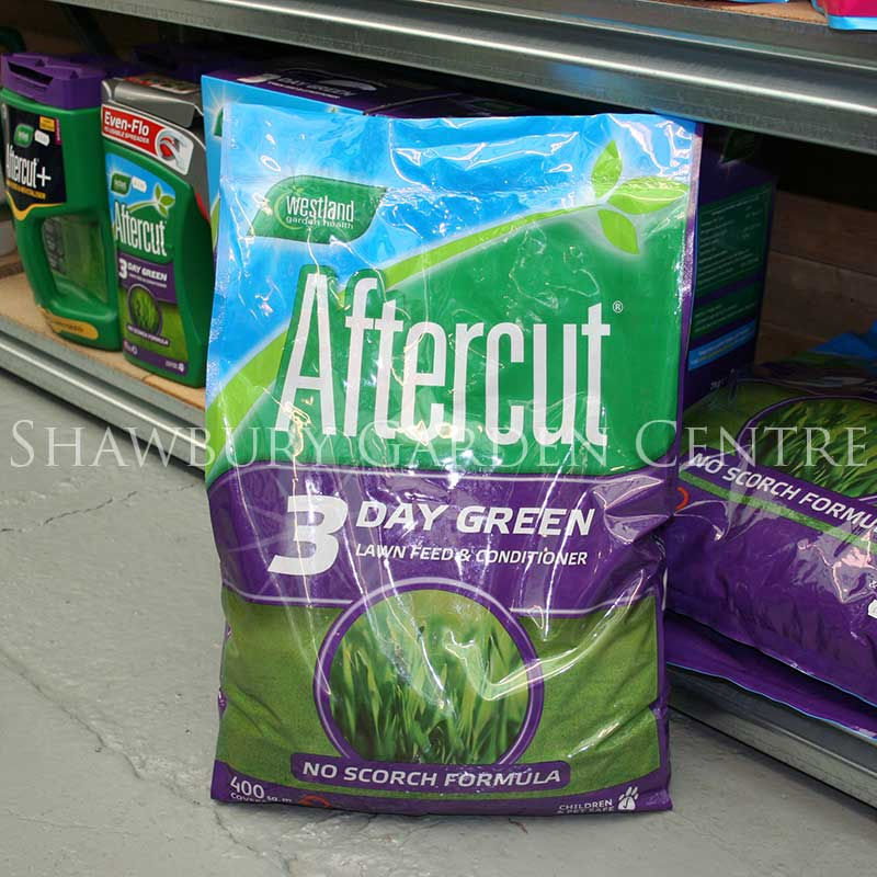 Picture of Westland Aftercut 3 Day Green Lawn Feed Bag