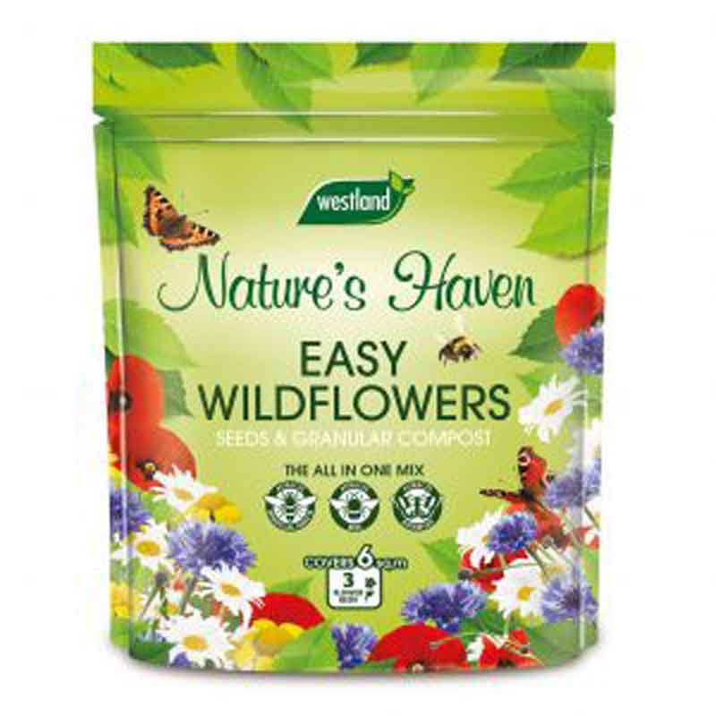 Picture of Natures Haven Easy Wildflower Seed Mix