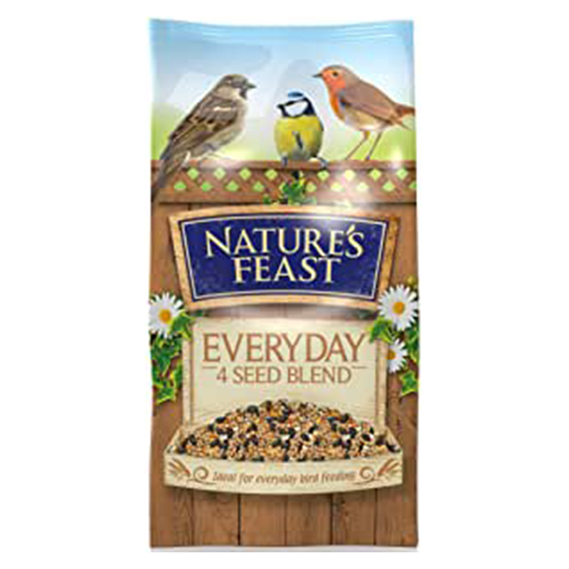 Picture of Nature's Feast Everyday 4 Seed Blend