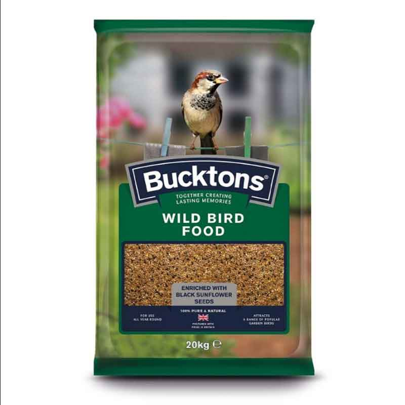 Picture of Bucktons Wild Bird Food