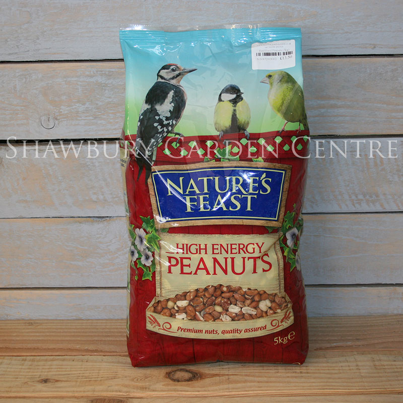 Picture of Nature's Feast Bird Food Peanuts